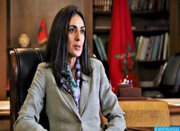 السيدة فتاح علوي : عقد برنامج لإنعاش قطاع السياحة.. أولوية ملحة للحفاظ على فرص الشغل